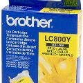 Cartucho Brother LC-800Y amarillo