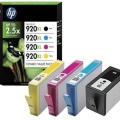 HP Pack 920XL 4 cartuchos  C2N92AE