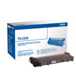 Brother TN-2320 Toner negro 2600 paginas