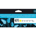 HP 971 AMARILLO HEWLETT PACKARD CARTUCHO INYECCION TINTA Amarillo 971