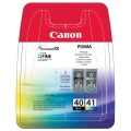 Canon Pack 2 cartuchos PG-40 + CL-41 0615B051