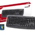 Teclado Genuis KB con cable usb