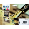 Epson 16XL Pack 4 cartuchos (C13T16364010)