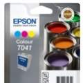 Cartucho Epson T041 color (C13T04114020)