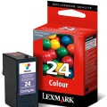 Cartucho Lexmark 24 color (018C1524E)