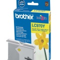 Cartucho Brother LC-970Y amarillo (LC-970Y)