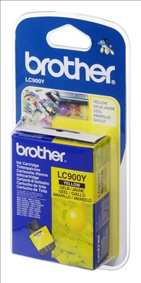 Cartucho Brother LC-900Y amarillo