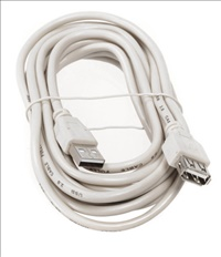 cable USB 2.0 Extensor  2 metros