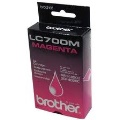 Cartucho Brother LC-700M magenta