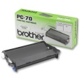 Brother PC-70 recambio fax termico