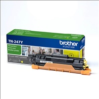 Brother TN247 Y Toner Amarillo
