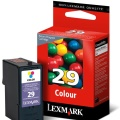 Cartucho Lexmark 29 color (18C1429E)