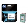 Cartucho HP 351 XL color  (CB338EE)