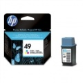 Cartucho HP 49 color (51649AE)