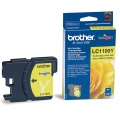 Cartucho Brother LC1100Y amarillo