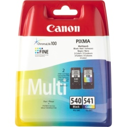 Canon Pack 2 cartuchos PG-540 + CL-541  5225B006