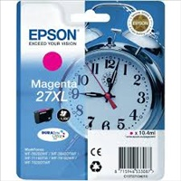 Epson 27XL cartucho tinta magenta 1100 paginas 10.4 ml  C13T27134010