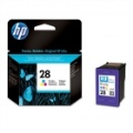 Cartucho HP 28 color (C8728AE)