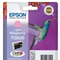Cartucho Epson T0806 Magenta Light (C13T0806420)