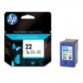 Cartucho HP 22 (C9352AE) color