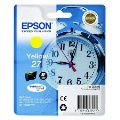 Epson 27 cartucho tinta amarillo  300 paginas 3.6 ml  C13T27044010