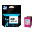 Cartucho HP 300 color (CC643EE)
