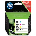Cartucho HP 364-pack (J3M82AE / SD534EE)
