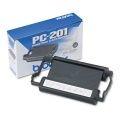 Brother PC-201 recambio papel termico