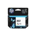 HP 302 cartucho tinta Color   F6U65AE