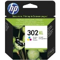 HP 302 XL cartucho tinta Color F6U67AE