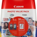 Canon Pack cartuchos PG-540XL + CL-541XL